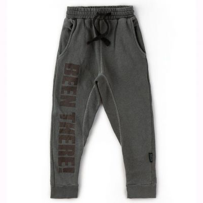 Sweatpants Vintage Grey by nununu
