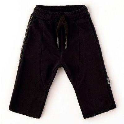 Baby Raw Pants Measuring Band Print by nununu