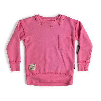 Growth Sweatshirt Hot Pink by nununu