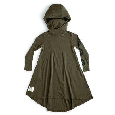 Ninja 360 Dress Olive by nununu-4/5Y