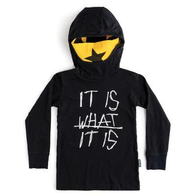 Ninja T-Shirt Black by nununu-3/4Y