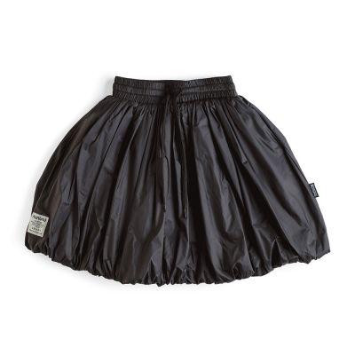 Puffy Skirt Black by nununu