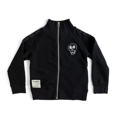 Training Jacket Black by nununu