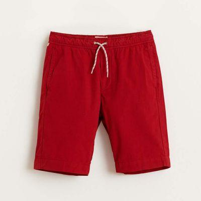 Shorts Pawl Red Dahlia-4Y