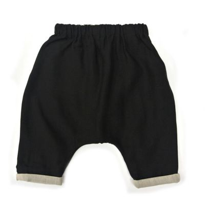 Baby Trousers Piri Mini Black by Anja Schwerbrock