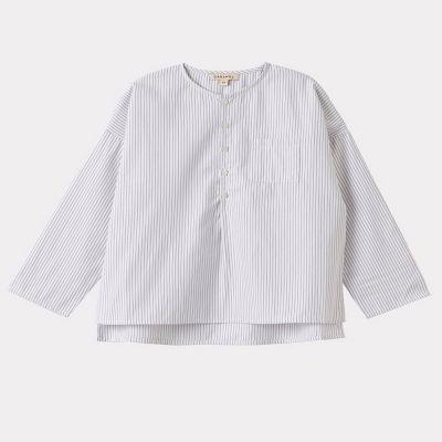 Shirt Dragonet Black Stripes by Caramel-4Y