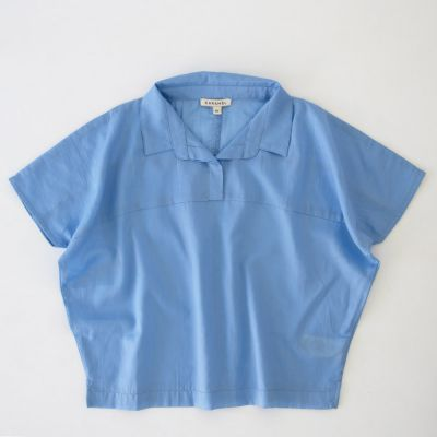 Top Tetra Sky Blue by Caramel