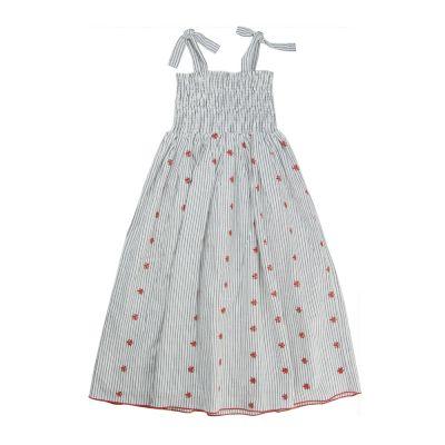 Long Dress Karite White by Sunchild