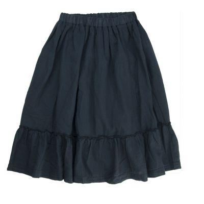 Long Skirt Mandala Anthracite