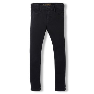 Jeans Tama Black Denim by Finger in the Nose