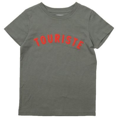 T-Shirt Gatto Grey by Touriste