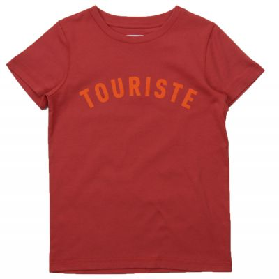 T-Shirt Gatto Red by Touriste