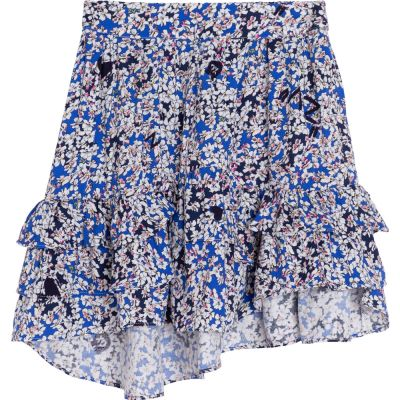 Skirt Alexa Electric Blue by Zadig & Voltaire