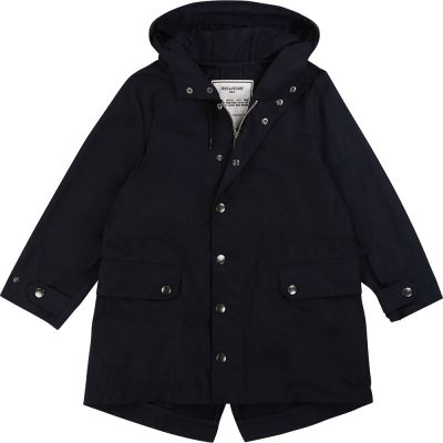 Parka Charlie Navy Blue by Zadig & Voltaire
