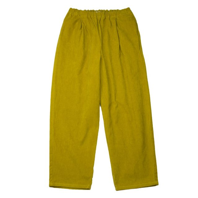 Cord Trousers Ochre by ApuntoB