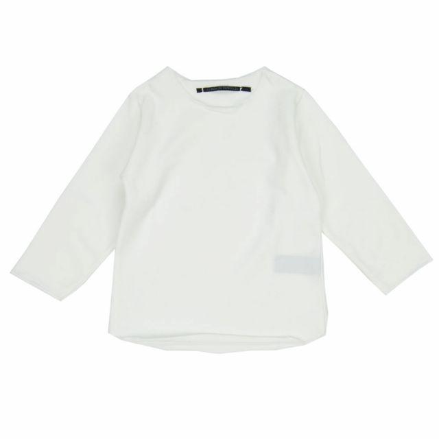 Cotton Baby T-Shirt Millo Milk by Album di Famiglia