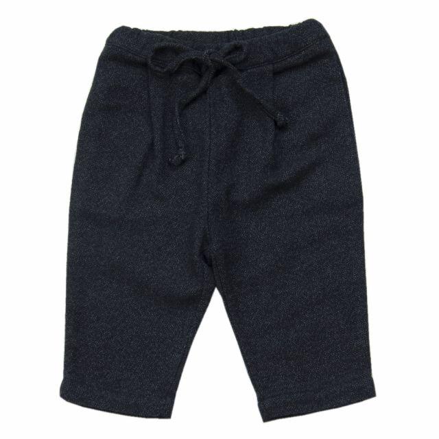 Baby Baggy Pant Almost Black by Babe & Tess