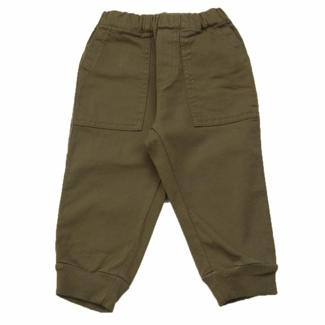 Baby Work Pant Brown by Babe & Tess