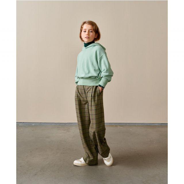 Hooded Sweatshirt Vasso Argile by Bellerose