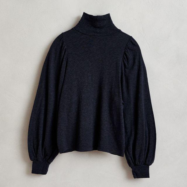 Soft Turtleneck Shirt Mazo America by Bellerose
