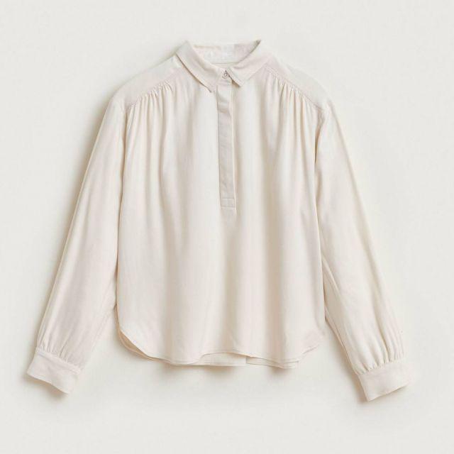 Shirt Andie Ecru by Bellerose
