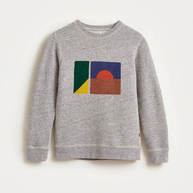 Sweatshirt Vixx Heather Grey by Bellerose