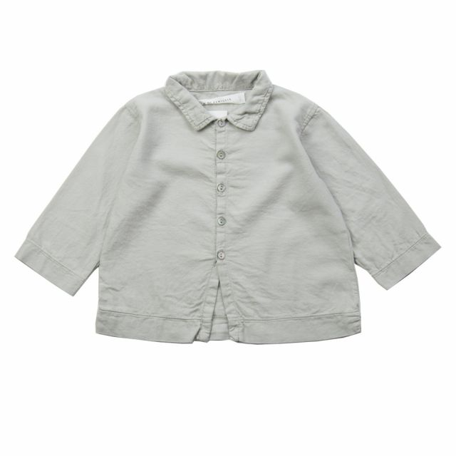 Soft Canvas Shirt Martino Oatmeal by Album di Famiglia