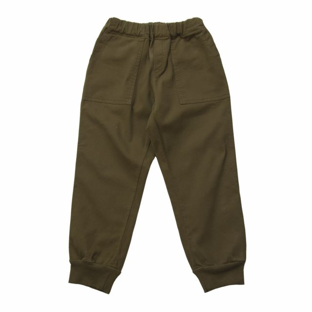 Work Pant Brown by Babe & Tess