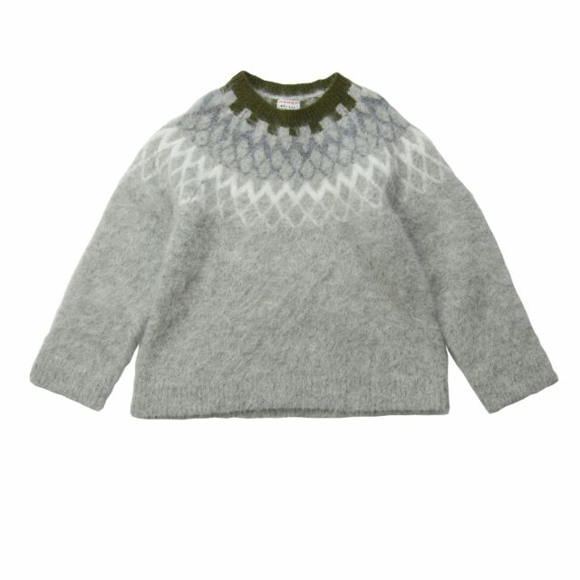 Sweater Mink Fuzzy Mouse by Morley