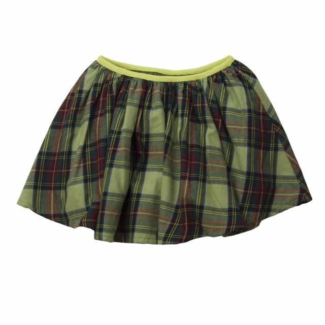 Skirt Mona Army Check by Morley