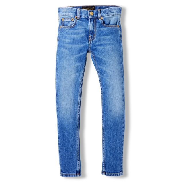 Jeans Icon Authentic Blue by Finger in the Nose