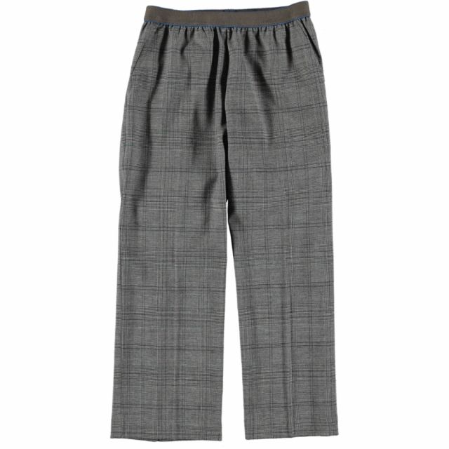 Trousers Twombly Grey Blue by Maan