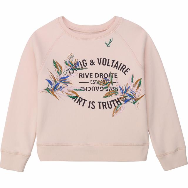 Sweatshirt Hailey Rose by Zadig & Voltaire