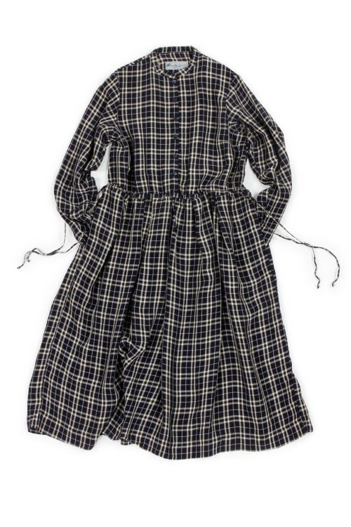 Dress Sotti Blue White Check