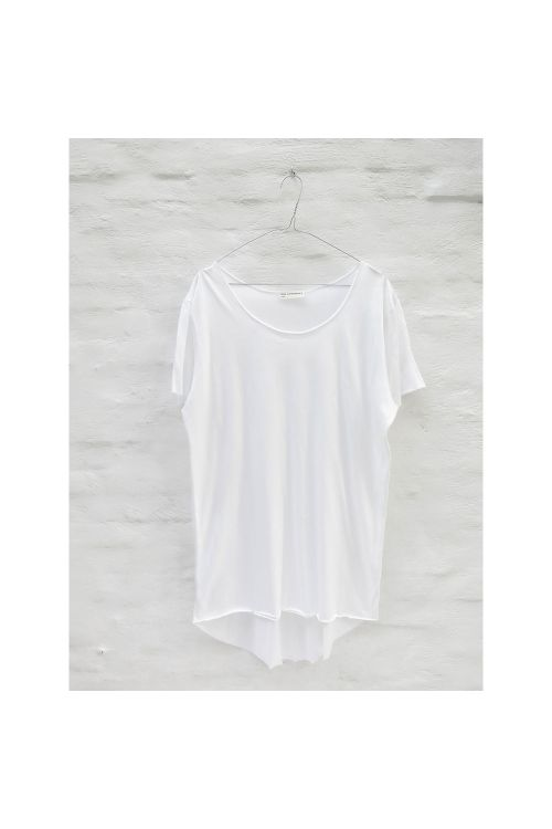 Soft T-Shirt Beni White