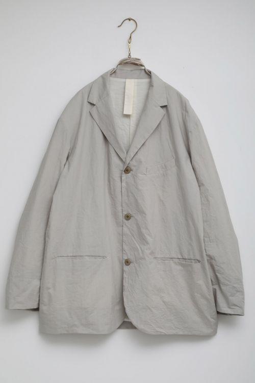 Jacket Edouard Light Grey by Ecole de Curiosites-S