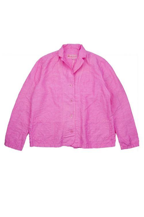 Jacket Mali Pink Lady by Manuelle Guibal