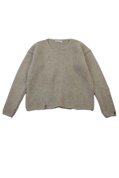 Cashmere Pullover Iry Earth by Manuelle Guibal-S