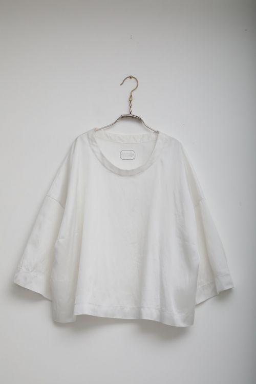 Top Thibaud White by Ecole de Curiosites-S