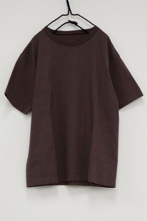 Big T-Shirt Heavy Cotton Plum