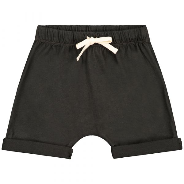 Baby Baggy Shorts Nearly Black by Gray Label