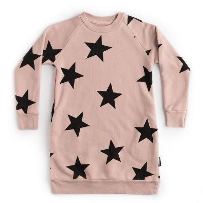 Star A Dress Powder Pink by Nununu-4Y