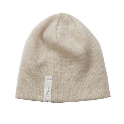 Baby Cashmere Hat Nude by Album di Famiglia