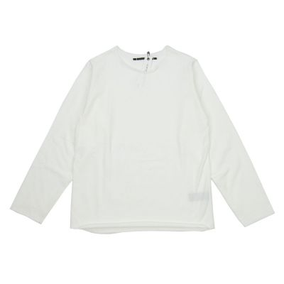Cotton T-Shirt Millo Milk by Album di Famiglia
