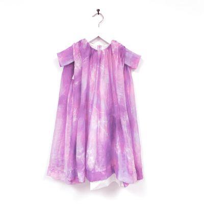 Dress Ana Tie & Dye Pink by Anja Schwerbrock