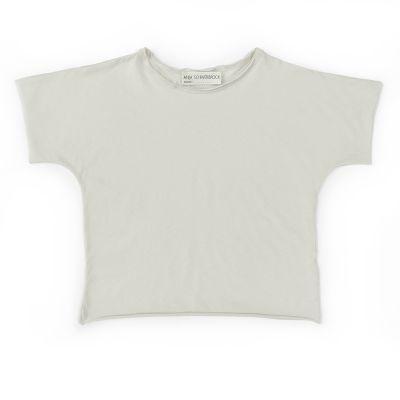 Baby T-Shirt Beni Cloud Grey by Anja Schwerbrock-6M