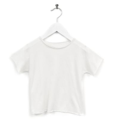 T-Shirt Beni Soft White by Anja Schwerbrock