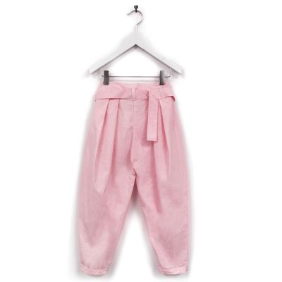 Oversized Trousers Pero Pink by Anja Schwerbrock