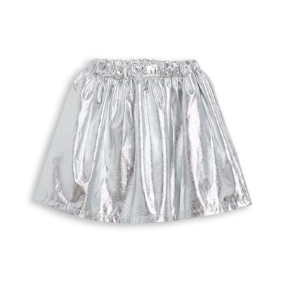 Skirt Ashby Gunmetal-4/5Y