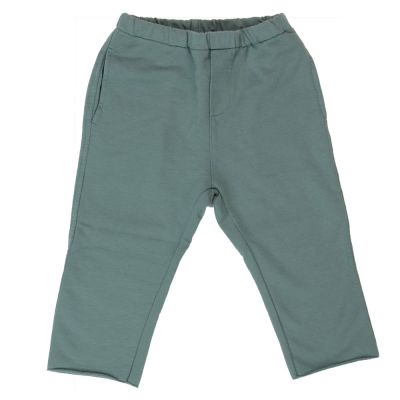 Baby Jersey Pant Military Grey-3M